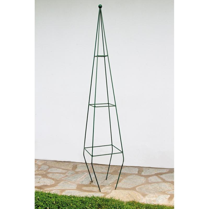 piramide base30x30 alt165   cod.81020   Rose Barni
